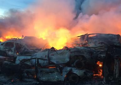 Photo: Saskatoon Fire Department