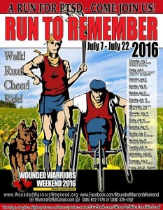 WOUNDED WARRIORS WEEKEND