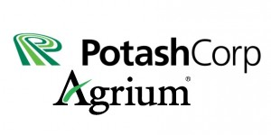 POTASHCORP_AGRIUM_LOGOS