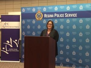 Shellie Pociuk CEO Regina Family Services