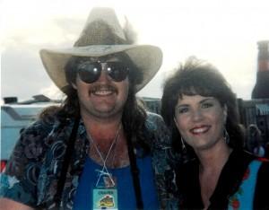 Holly Dunn and I