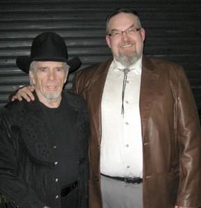 Merle Haggard and I