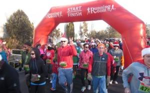 Santa Shuffle run/walk 2015 (Santa Shuffle Regina Facebook Page)
